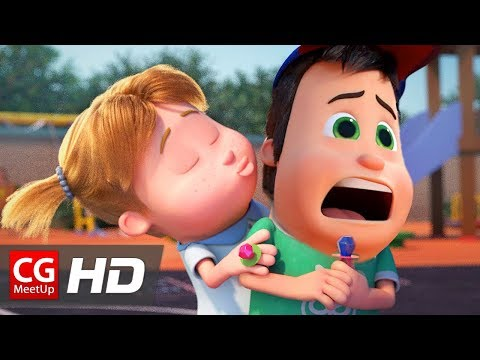 "CGI Animated Short Film: ""First Comes Love"" by Daniel Ceballos 