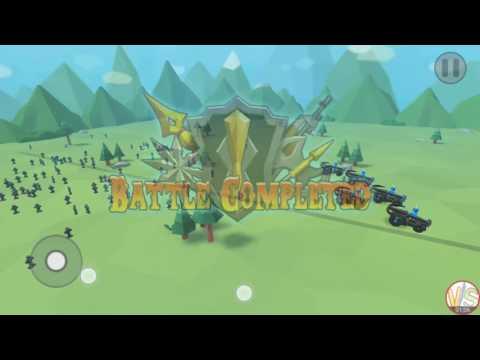 Epic Battle Simulator 2 Levels 61-70 Walkthrough Gameplays Compilation