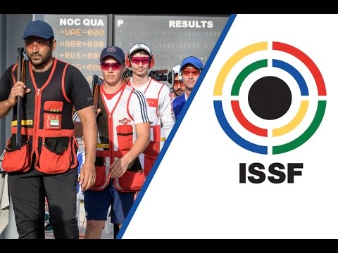 Skeet Men Final - 2017 ISSF World Cup Stage 3 in Larnaka (CYP)