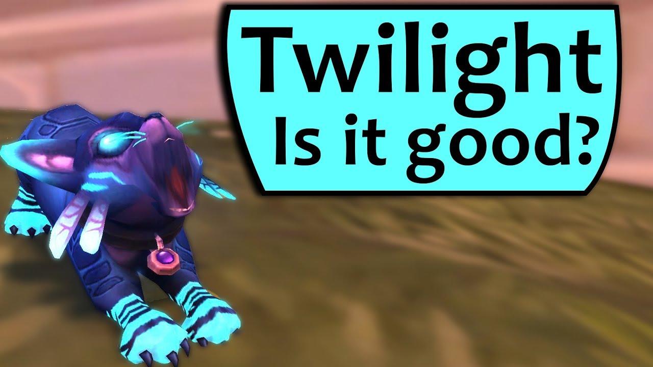 Twilight – New Cash Shop WoW Battle Pet, Is It Good?