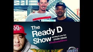 Gambar cover GREMLIN on The Ready D Show - GoodHope FM
