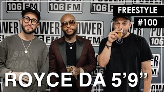 "Royce Da 5'9"" Freestyle W/ The L.A. Leakers - Freestyle #100"