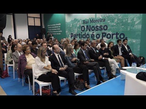 1ª sessão das Conversas à Porto