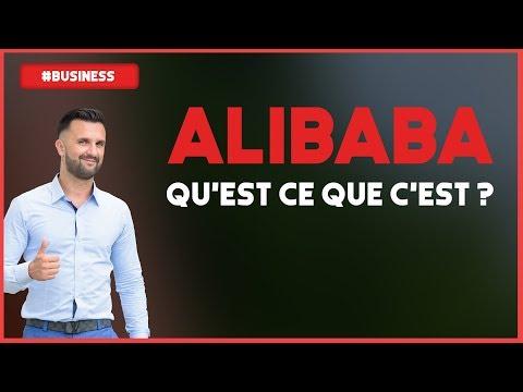 Le groupe Alibaba qu'est ce que c'est? (Taobao, Tmall, Aliexpress...)