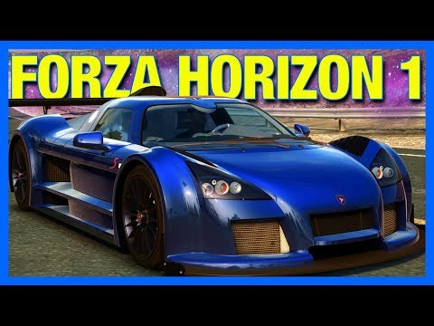 Revisiting... Forza Horizon 1