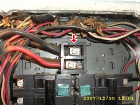 Home Inspection Akron Ohio Reveals- Electrical Inspections Gone Bad.wmv