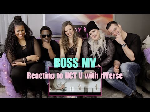 Boss by NCT U - M/V Reaction with rIVerse