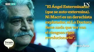 Jorge Asis dice a quién apoyaría en las elecciones y reparte definiciones para todos | LN+