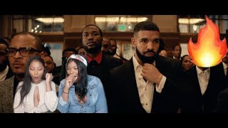 Meek Mill - Going Bad feat. Drake (Official Video) REACTION | NATAYA NIKITA