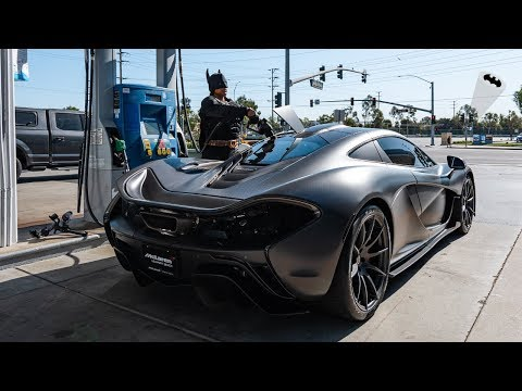 Batman Passing Out Donuts In My P1!!