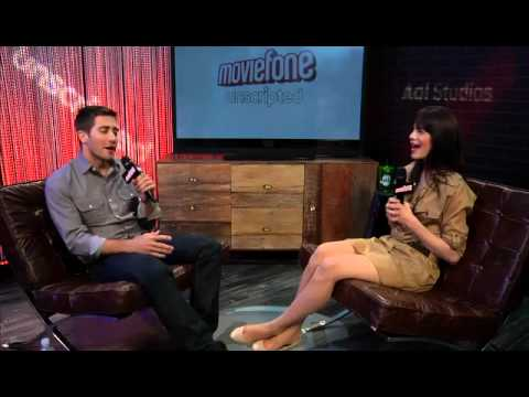 'Source Code' | Unscripted | Jake Gyllenhaal, Michelle Monaghan
