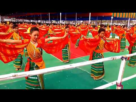 Bagurumba dance from Bodoland