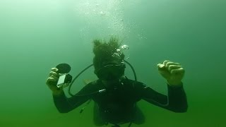 Lost GoPro found 4 days later in the ocean