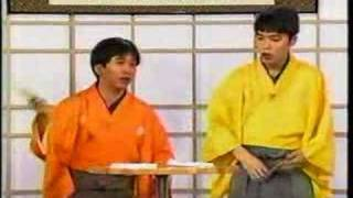 LIVE 笑 ME! (1990) 客席インタビュー1 http://www.youtube.com/watch?...