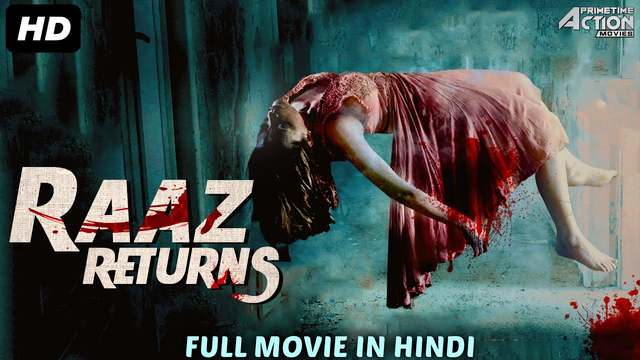 Download RAAZ RETURNS - South Indian Movies Dubbed In Hindi Full Movie | Horror Movies In Hindi | South Movie