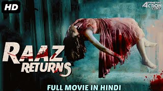 RAAZ RETURNS - South Indian Movies Dubbed In Hindi Full Movie | Horror Movies In Hindi | South Movie