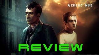 Cheap PC Games: Gemini Rue Review