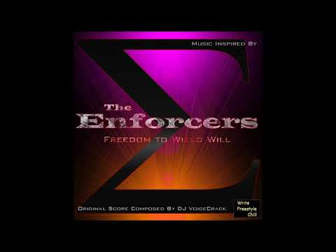 Def Mute Records 20th Anniversary Commemoration - Music Inspired By The Enforcers 2 - DJ VoiceCrack