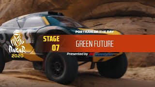 Dakar 2020 - Stage 7 - Portrait of the day - Green Future