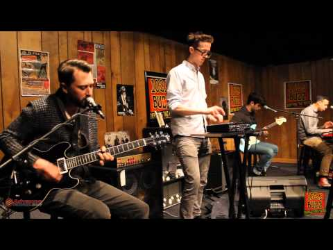 1029 The Buzz Acoustic Session: AWOLNation  Kill Your Heroes