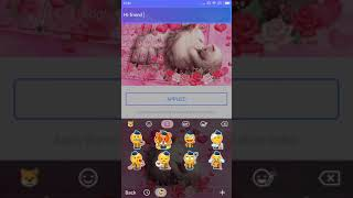 Similar Apps to Blue Heart Keyboard Theme Suggestions