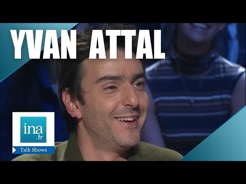 Interview Alain Delon de Yvan Attal - Archive INA