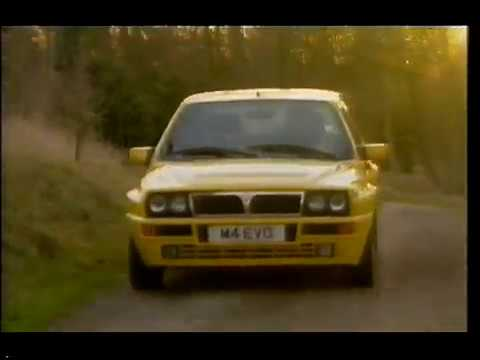 Old Top Gear 1999 - Lancia Delta Integrale