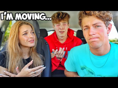 I'm Moving Away... (not a prank) - Ben Azelart