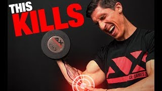 The Most Common Gym Injury (FIXED   PREVENTED!)