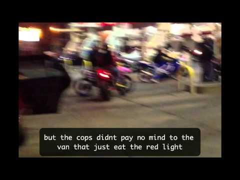 Motorcycles in hunts point bronx N Y  on 12:04:2012