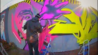 Snowgoons - Three Bullets ft Esoteric, Mykill Miers & Timbo King (Graff Video)