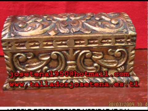 Tallados en youtube for Muebles tallados en madera
