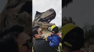 공룡을 처음 만난 날   포천허브아일랜드