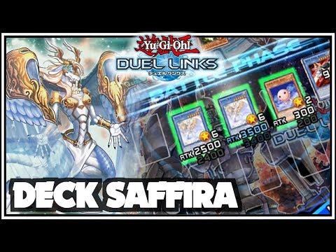 Deck Saffira la Reine des dragons ! | Yu-Gi-Oh Duel Links