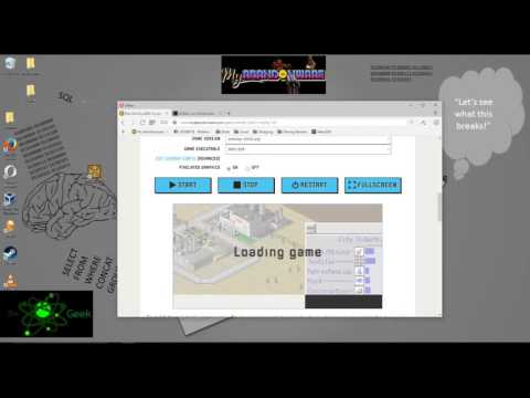 9000 Free Games: Nostalgia Overload using DOSBox + Abandonware