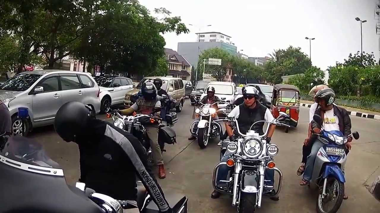 Harley Davidson PIM CHAPTER - City Riding (Pantai Mutiara ...