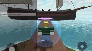 Roblox Escape North Pole and Sinking Ship