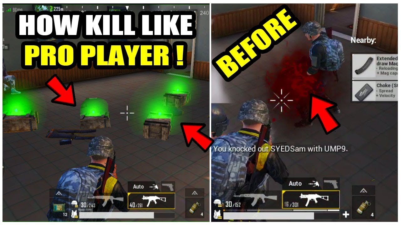 How To Improve In Pubg Mobile: How To Become A Pro Player IN PUBG MOBILE ? How To Improve