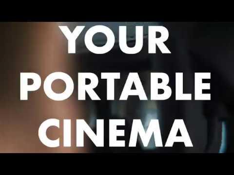 MovieMask Portable Cinema video thumbnail