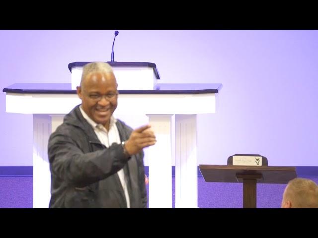 2018-11-04 - JUST SAY YES - Spiritual Renewal Week - Dr. Robert Loggins - Day 1