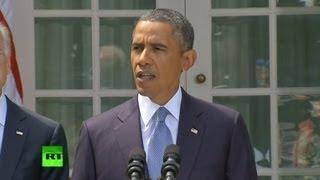 Барак Обама будет добиваться разрешения Конгресса США применить военные меры против Сирии