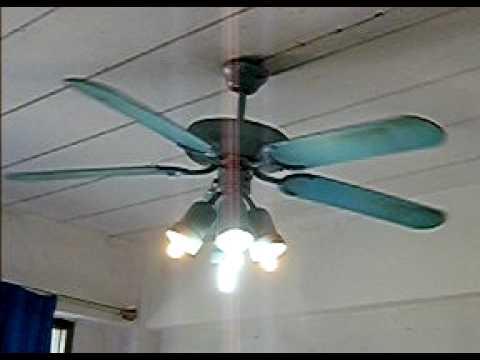 Thai ceiling fan youtube thai ceiling fan aloadofball Image collections