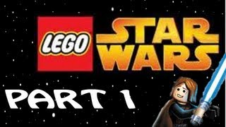 Let's Play! Lego Star Wars: The Video Game- Part 1: Negotiations(Trevor (Player 1) and David (Player 2) kick off our first Let's Play of Lego Star Wars: The Video Game for the Gamecube. In this episode, we introduce the game ..., 2013-04-11T19:04:57.000Z)