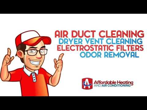 My Affordable HVAC Air Duct Cleaning