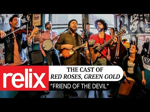 """""""Friend of the Devil"""" 