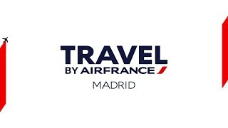 Travel by Air France - Madrid
