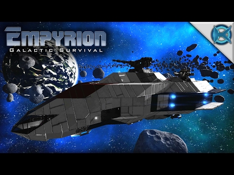 Empyrion Galactic Survival | New CV and AWESOME Mining Laser! | Let's Play Gameplay | S05E12