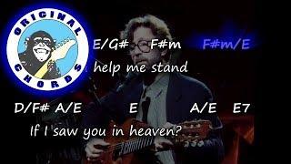 Eric Clapton - Tears In Heaven - Chords & Lyrics