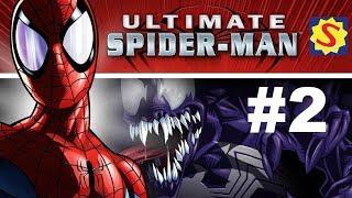 Ultimate Spider-Man - Part 2 - Becoming Venom, & Rhino