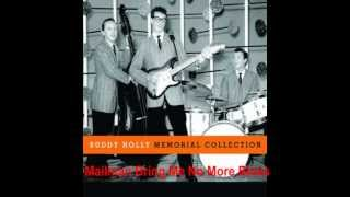Buddy Holly  Mailman Bring Me No More Blues